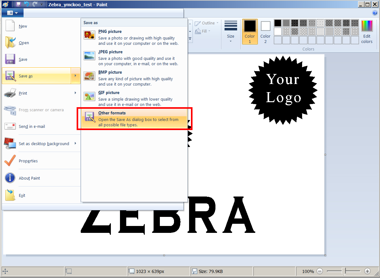 How To Use A Ymckoo Ribbon On A Zxp 3 Id Card Printer From Alphacard Technical Support Alphacard Technical Support